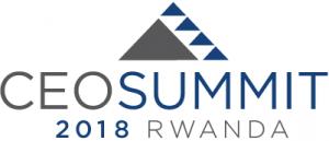 2018 CEO Summit Rwanda logo