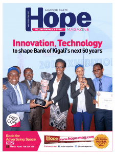Hope Magazine August 2017 issue
