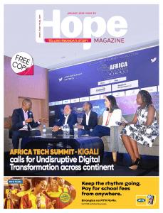 Hope Magazine January 2018 issue